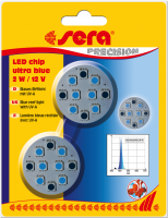 Sera LED Chips - Ultra Blue  Blauw