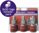 Friends Navulling 3x30 dagen 3x48 ml