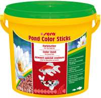 Sera Pond color sticks 550 g