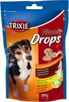 Vitamin Drops with Bacon Taste 200 g