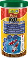 Koi Colour & Growth Sticks 1 l