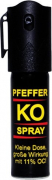 KO Pepper Spray 15 ml premium kwaliteit