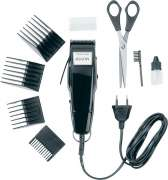1400 Animal Hair Clipper Set Zwart