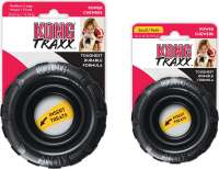 KONG Traxx Dog Toy  S Negro