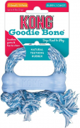 KONG Puppy Goodie Bone with Rope XS