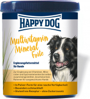 Happy Dog Multivitamin Mineral Forte 400 g, 1 kg