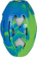 Trixie Pelota Rugby, TPR/Tejido, flotable Rugby Ball, 15 cm