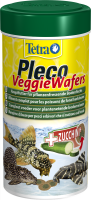 Tetra Pleco Veggie Wafers 250 ml, 100 ml