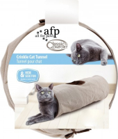 Classic Comfort Crinkle Cat Tunnel Beige