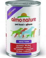 Almo Nature DailyMenu Adult Dog Rund 800 g, 400 g