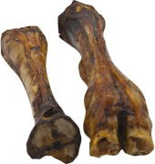 Classic Dog Snack Calf Shank, dried 1 piece Kalvkött