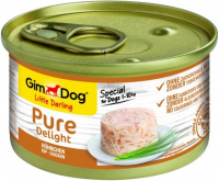 GimDog Little Darling Pure Delight Chicken 85 g