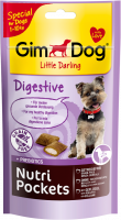 GimDog Little Darling Nutri Pockets Digestive 50 g