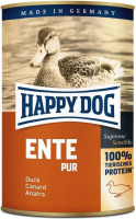 Happy Dog Blikje Eend Puur 400 g