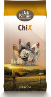 Deli Nature ChiX Start Meel 25 kg, 4 kg