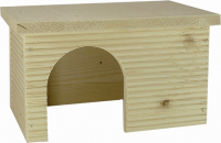 Rodent House Beige