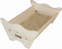 Teddy Rodent Bed Beige