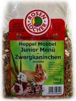 Junior Menu for Dwarf Rabbits 700 g