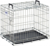 Dog Residence Cage 61x46x53 cm
