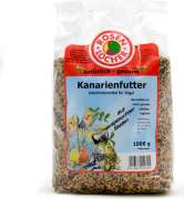 Rosenlöcher Canary Food with Turnip Rape & Biscuit 1 kg