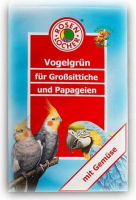 Rosenlöcher Greens for Large parakeets & Parrots 8 g