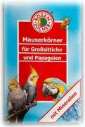 Rosenlöcher Moulting Grain for Large Parakeets and Parrots 25 g