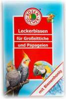 Rosenlöcher Large Parakeets and Parrots Treats 20 g kjøp billig med rabatt