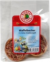 Waffle Cup with Delicious Filling by Rosenlöcher  buy online