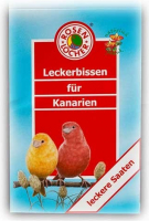 Treats for Canaries and Exotic birds 20 g