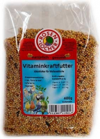 Budgie Energy and Vitamin Feed by Rosenlöcher 400 g buy online