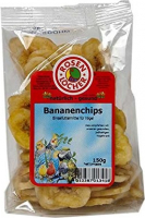 Banana Chips by Rosenlöcher 150 g buy online