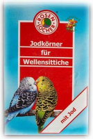 Iodine Grains for Budgies by Rosenlöcher 20 g buy online