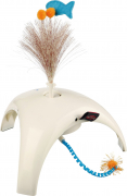 Feather Spinner Lait