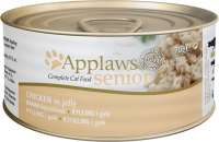 Applaws Senior Complete Cat Food Kip in Gelei 70 g