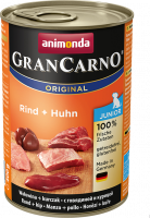 GranCarno Original Junior Beef + Chicken 400 g