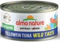 Almo Nature HFC Wild Taste Natural Yellowfin Tonijn 70 g
