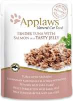 Applaws Natural Cat Food Tonijn & Zalm in Gelei 70 g