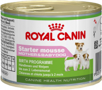 Canine Health Nutrition Starter Mousse 195 g