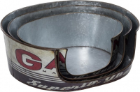 EBI Zinc Basket Gasoline Set S/M/L Marron oscuro