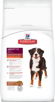 Hill's Science Plan Canine Adult Advanced Fitness Large Breed Lam & Rijst 12 kg, 18 kg, 3 kg