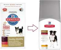 Hill's Science Plan Canine Adult Healthy Mobility Medium Kip 12 kg