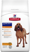 Hill's Science Plan Canine - Mature Adult 7+ Light met Kip 3 kg, 12 kg