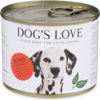 Dog's Love Classic Vacuno 800 g, 400 g, 200 g