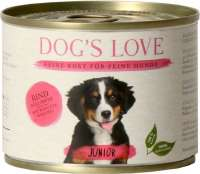 Dog's Love Junior Vacuno 400 g, 200 g