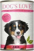 Dog's Love Junior Vacuno  Vacuno 400 g