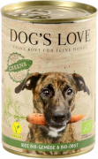 Dog's Love Organic Greens 400 g