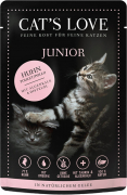 Cat's Love Junior Chicken 85 g