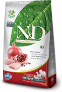 N&D Grain-Free Chicken & Pomegranate Adult Medium 12 kg premium kwaliteit