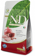 N&D Grain-Free Kitten con Pollo e Melograno 300 g