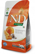 N&D Pumpkin Herring & Orange Adult 300 g, 1.5 kg Farmina